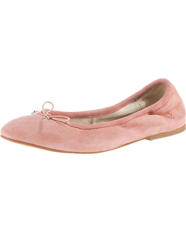 Apple of Eden LIZ Klassische Ballerinas rosa