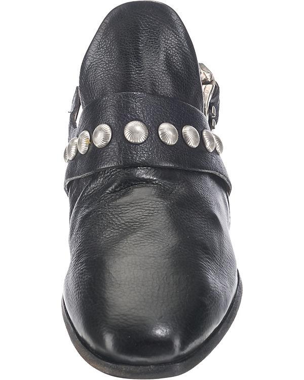 Pantoletten 98 schwarz A Klassische S qafxWZU6