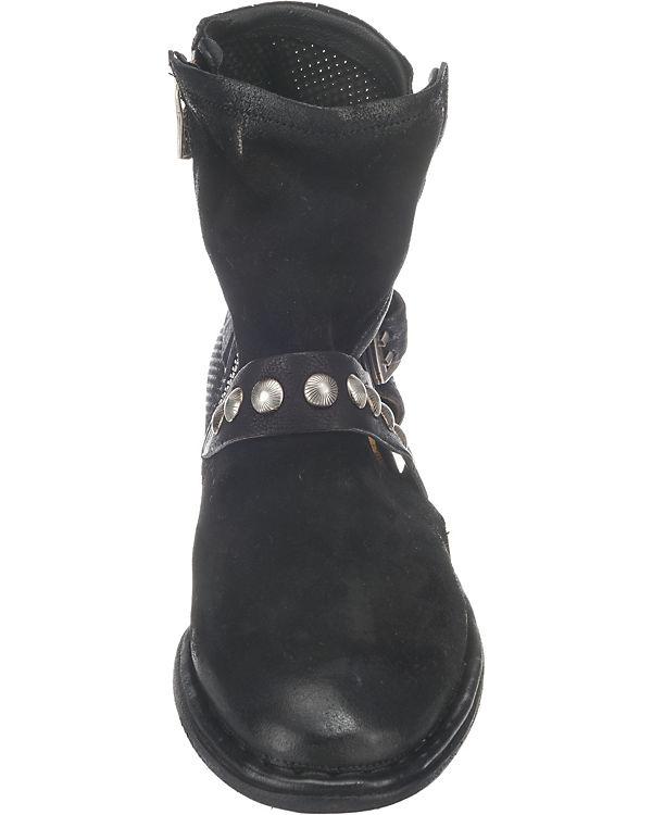 A Stiefeletten 98 S schwarz Klassische rCAqr8Fw
