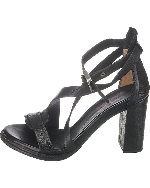 S Sandaletten Klassische A 98 schwarz P6awPqHd