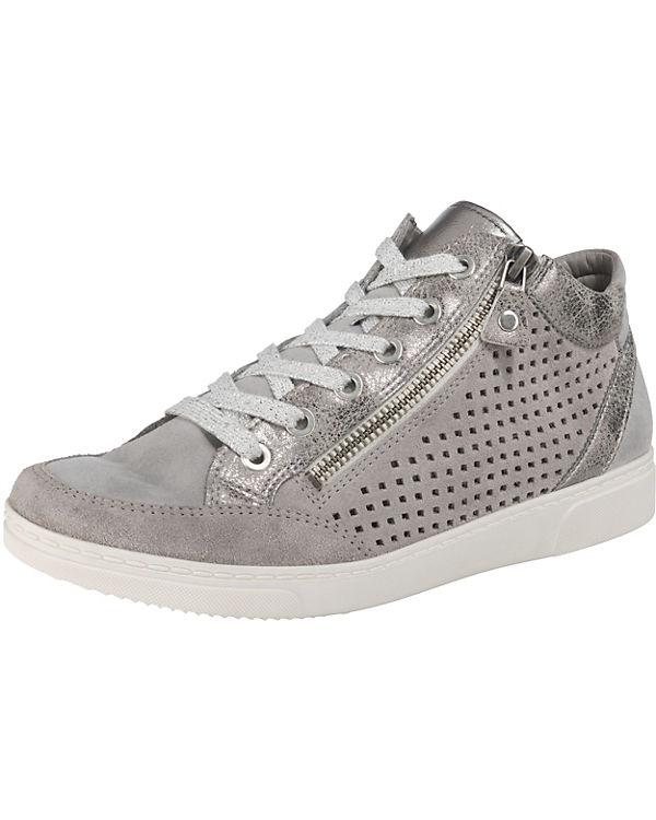 Verkauf Manchester Großer Verkauf Authentisch Günstiger Preis JENNY Seattle Sneakers High grau Rabatt Großer Verkauf Perfekt R9deMf6