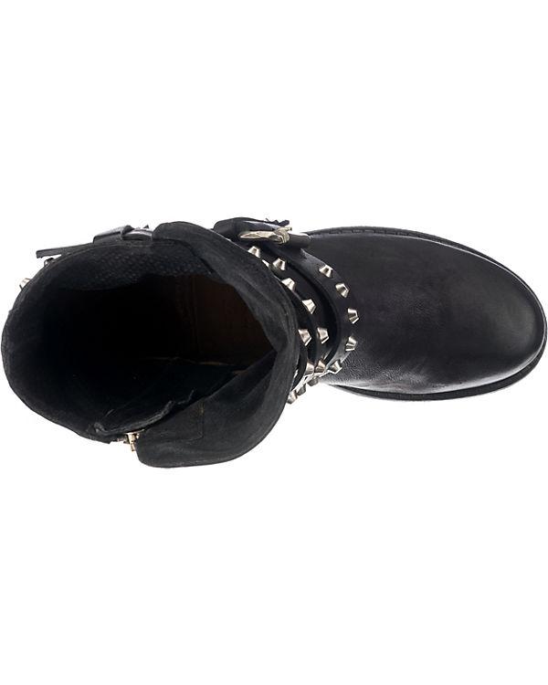 kombi Klassische 98 schwarz S Stiefeletten A HwXUxa