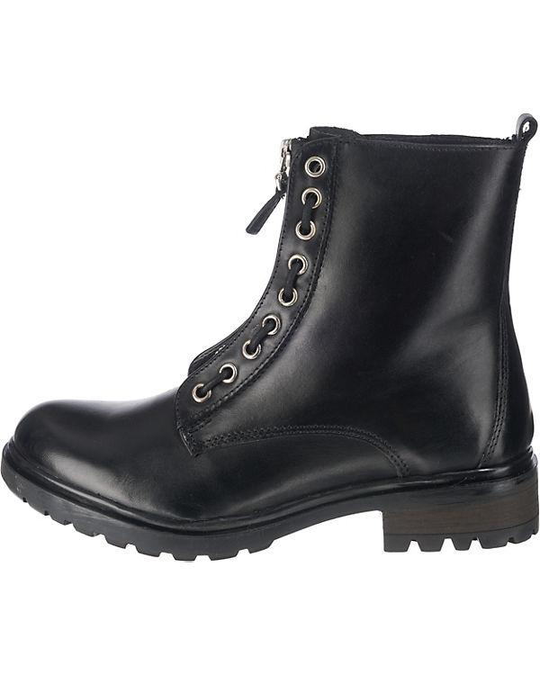 One Boots Boots One schwarz Pier Pier Pier Biker schwarz Biker xq7wtwaS