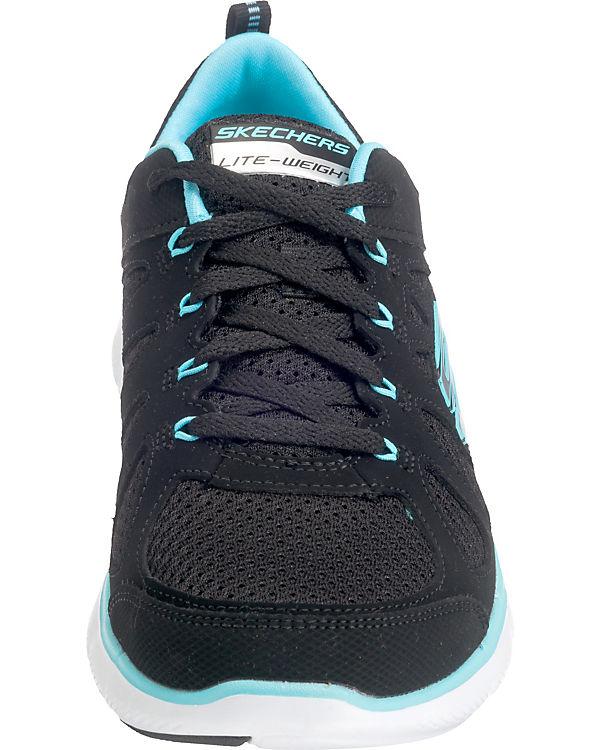 SKECHERS, APPEAL FLEX APPEAL SKECHERS, 2.0SIMPLISTIC Sneakers Low, schwarz ae8888