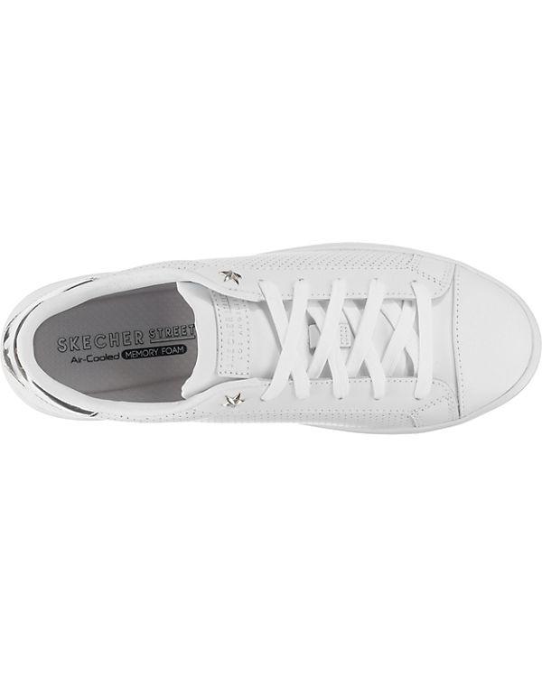 Sneakers Hi Low weiß Perfect SKECHERS Lites nFvxw1
