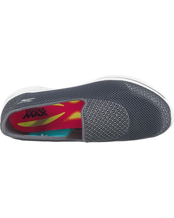 4 SKECHERS Go dunkelgrau Propel Sneakers Low Walk 8AOAnf