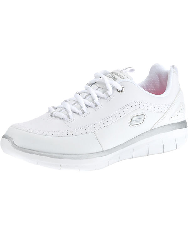 SKECHERS Synergy 2.0 Sneakers Low weiß