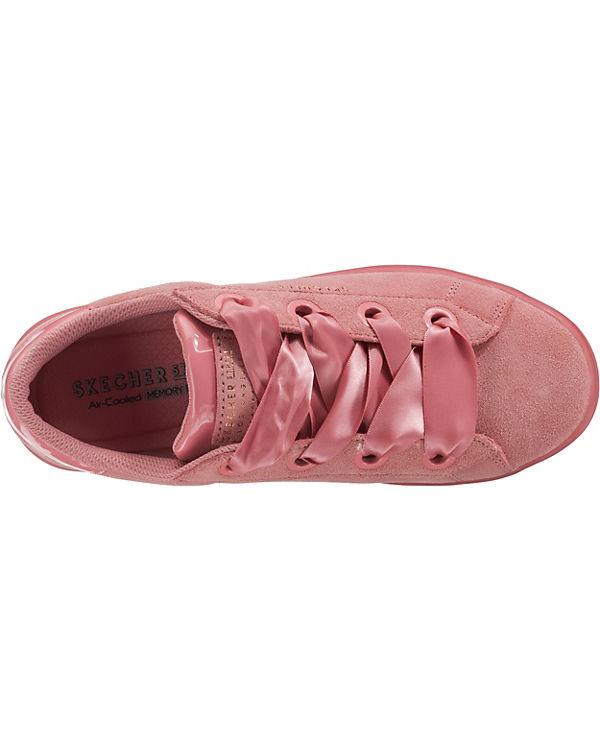 City Low pink SKECHERS Lites Suede Sneakers Hi qSWwCvFf