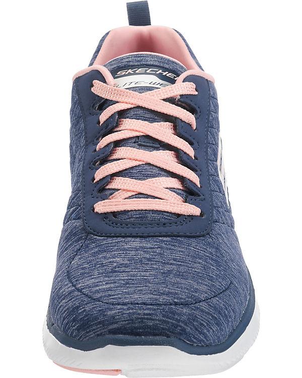 SKECHERS, APPEAL FLEX APPEAL SKECHERS, 2.0 Sneakers Low, blau ef23b4
