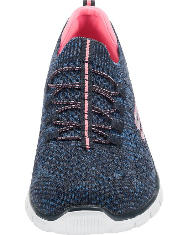 Sneakers blau kombi SKECHERS Sharp Low Empire SKECHERS Sharp Thinking blau Low kombi Thinking Sneakers Empire q1xnOSO