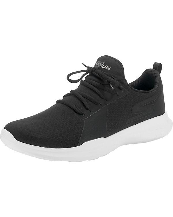 SKECHERS Run Go schwarz Low Mojo Mojo Sneakers rTr5w8q