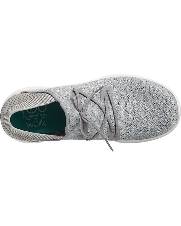 Low grau Sneakers SKECHERS You Exhale AtF8q