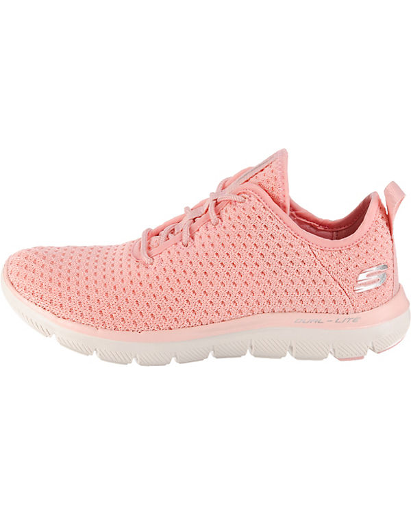 Flex Appeal 0 Sneakers rosa 2 SKECHERS Move Bold Low 7pq14wOw