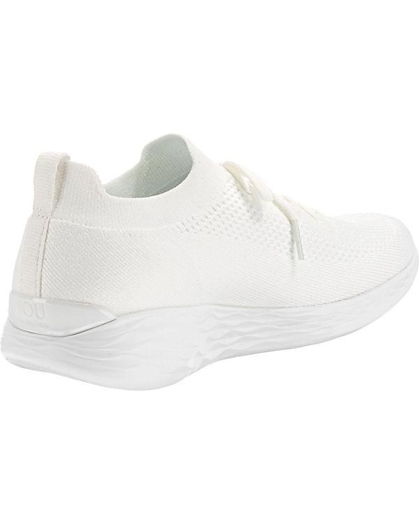 Sneakers Shine Low weiß You SKECHERS vBSqxEwz