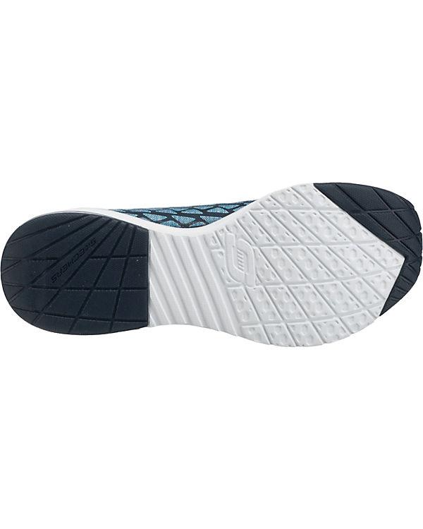 Fallin' Infinity Air SKECHERS Free Skech türkis Sneakers Low vnITzAO