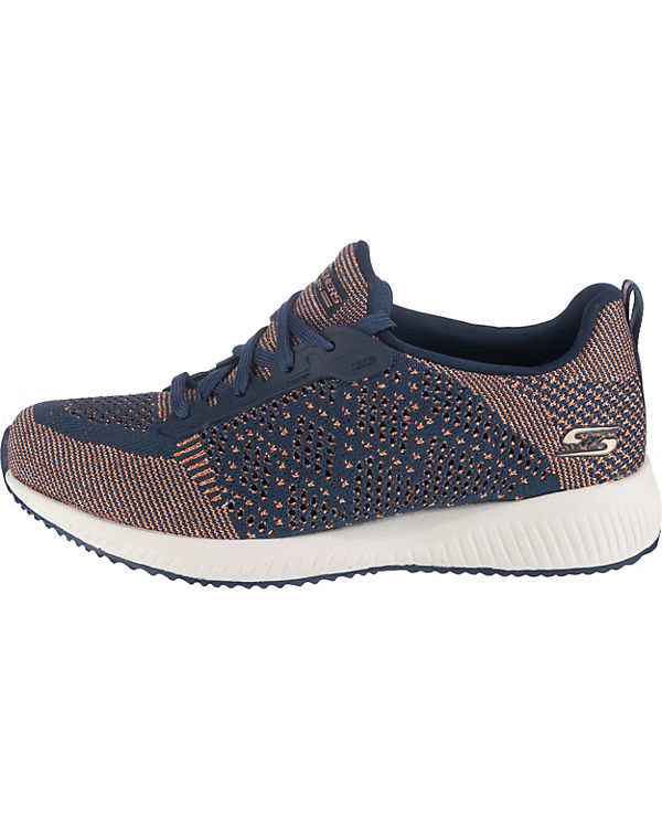 Spark Squad Bobs SKECHERS Sneakers blau Hot Low q7Ctwv6t
