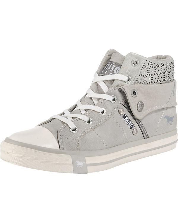 High MUSTANG MUSTANG silber silber High High MUSTANG MUSTANG silber Sneakers Sneakers Sneakers High silber Sneakers t0nqwA4d