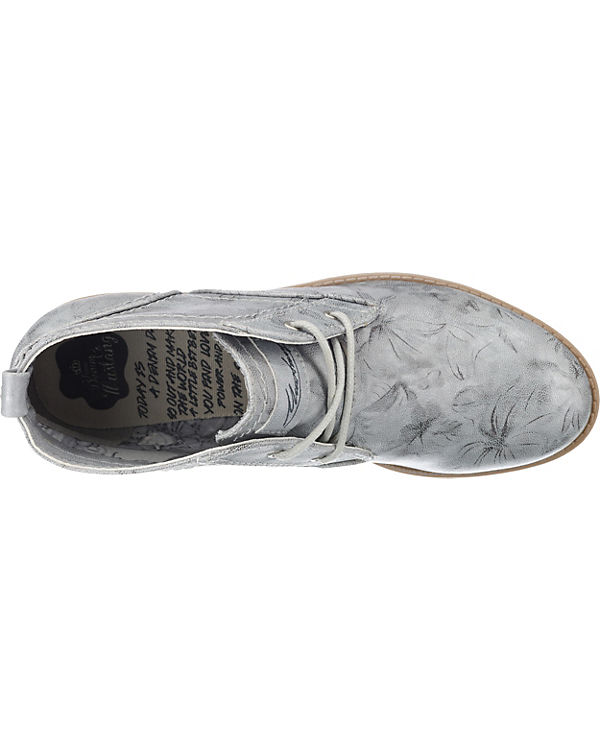 MUSTANG grau MUSTANG MUSTANG Schnürstiefeletten grau grau MUSTANG MUSTANG Schnürstiefeletten Schnürstiefeletten Schnürstiefeletten MUSTANG grau Schnürstiefeletten grau 6q5wgX
