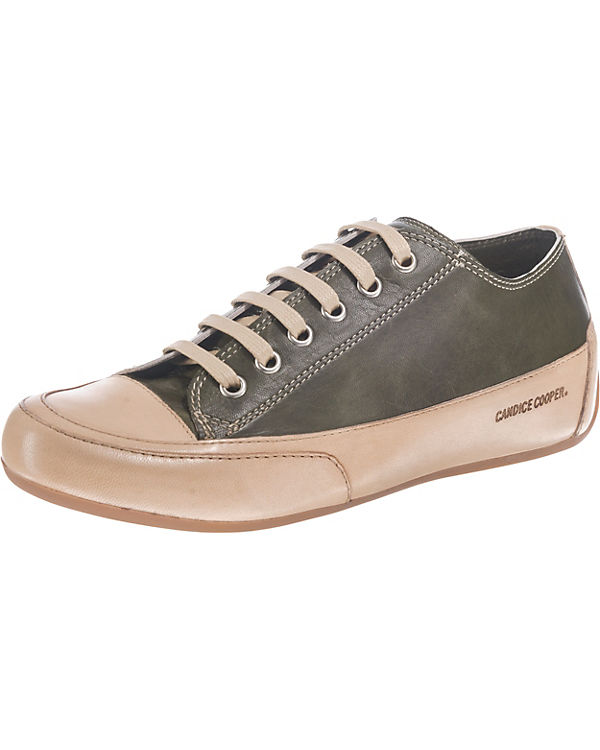 Rock Sneakers Cooper Rock Candice Cooper Low Sneakers Candice gr眉n Low EFAOqcpw