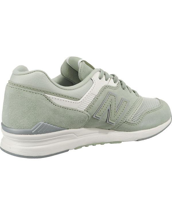 Sneakers new B new hellgr眉n WL697 balance WL697 balance B Low xBAwfqwt0K