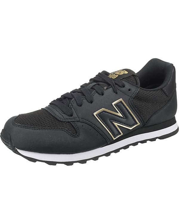 B balance new schwarz GW500 Sneakers Low pOwdEqw