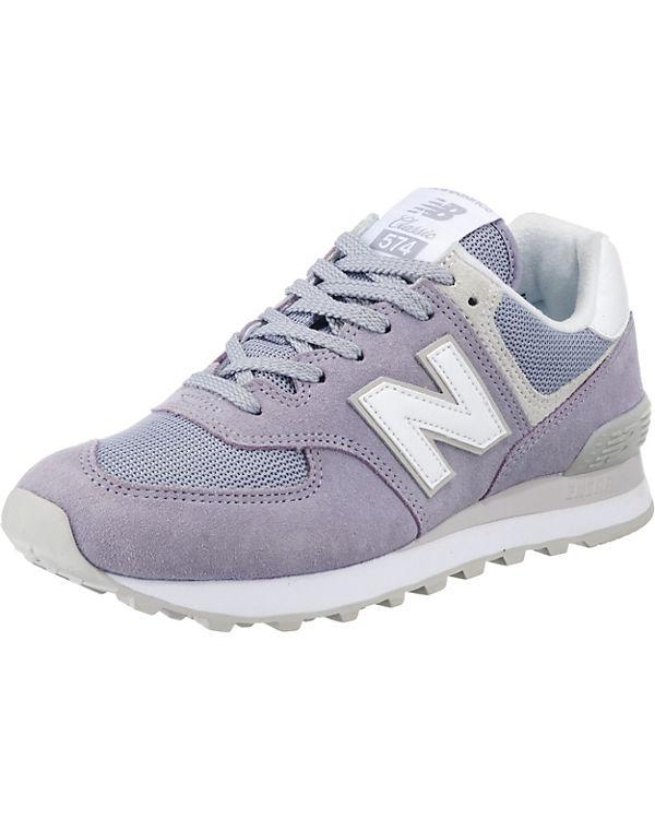 new balance WL574 B Sneakers Low violett