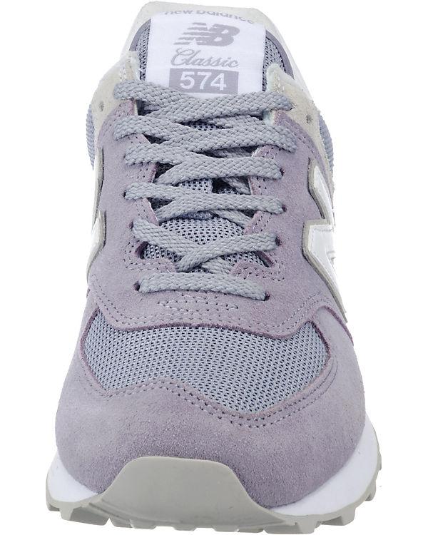 new balance, B WL574 B balance, Sneakers Low, lila 273141