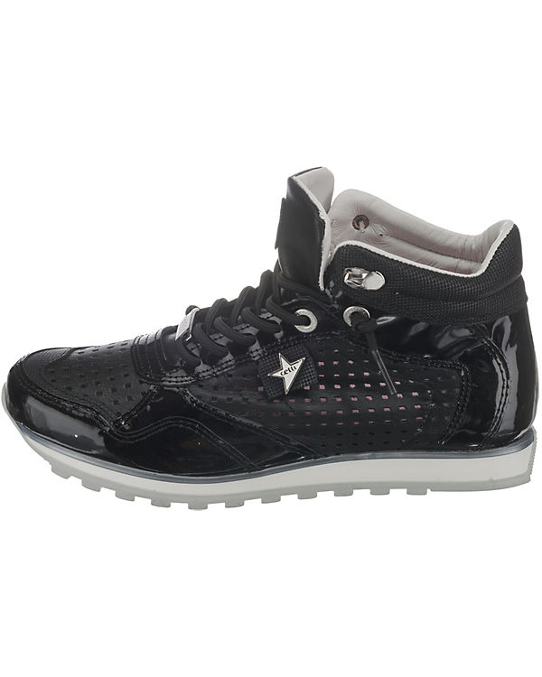 schwarz Sneakers Cetti High Cetti Sneakers UwqIaxSS