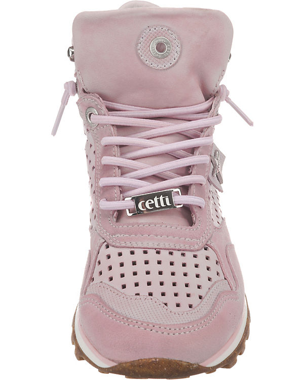 Cetti Sneakers High rosa