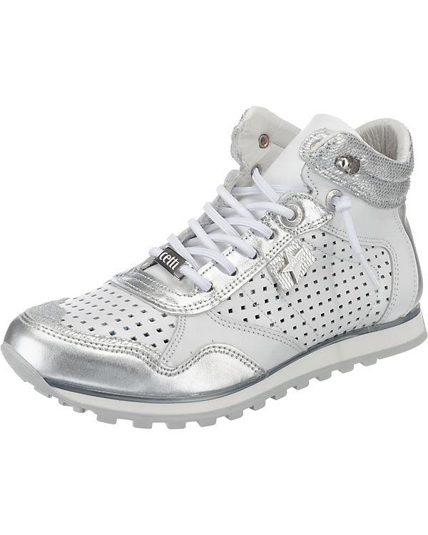 Cetti Sneakers High weiß-kombi