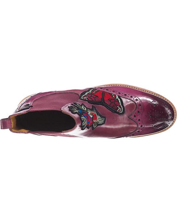 HAMILTON amp; Klassische Stiefeletten pink Amelie 44 MELVIN 5FvT0xwv