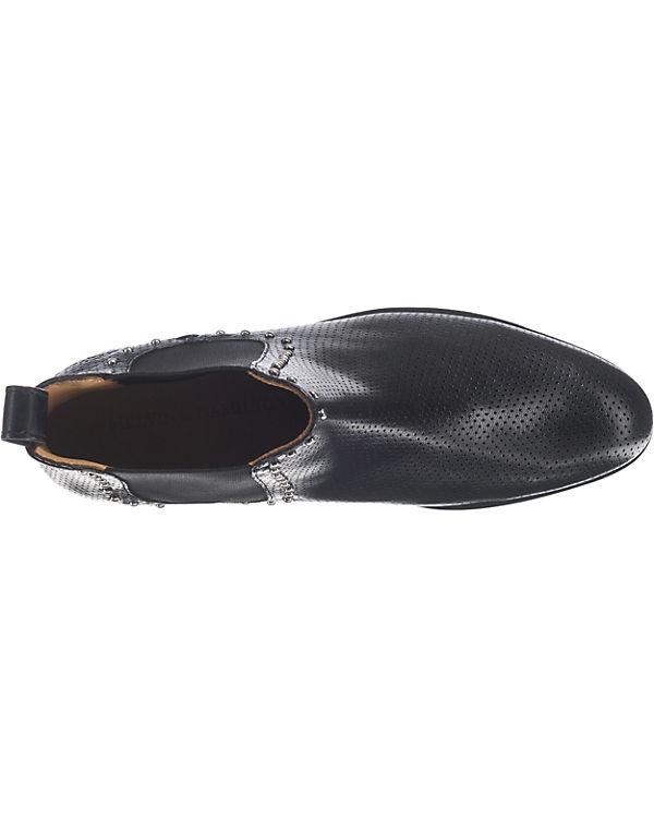 MELVIN 37 Chelsea MELVIN amp; HAMILTON Boots Susan amp; schwarz HAMILTON Susan SSa048n