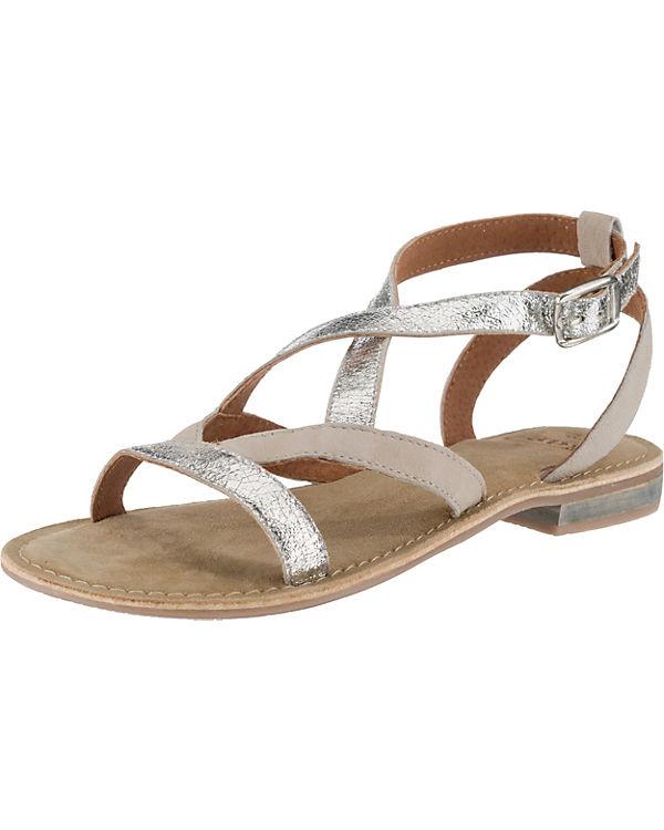 Dazzle silber Riemchensandalen Sandal SPM SPM Dazzle Sandal wtq0H0