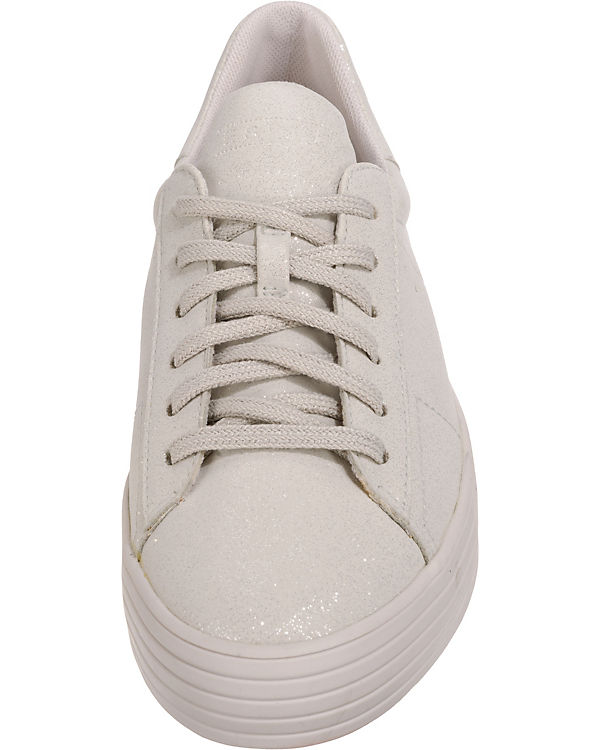 Sneakers Glitter Sita grau ESPRIT weiß LU Low d5t6xYwnqz