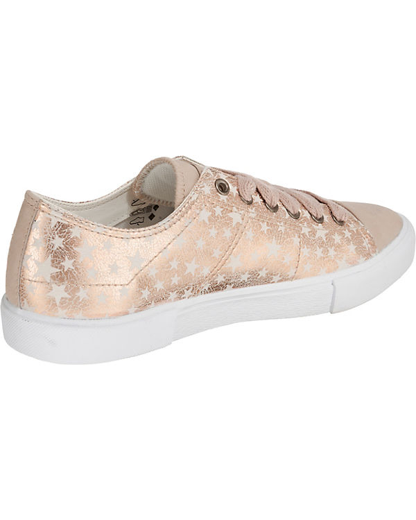 ESPRIT, Sonetta Lace Sneakers up Sneakers Lace Low, gold 9e79be