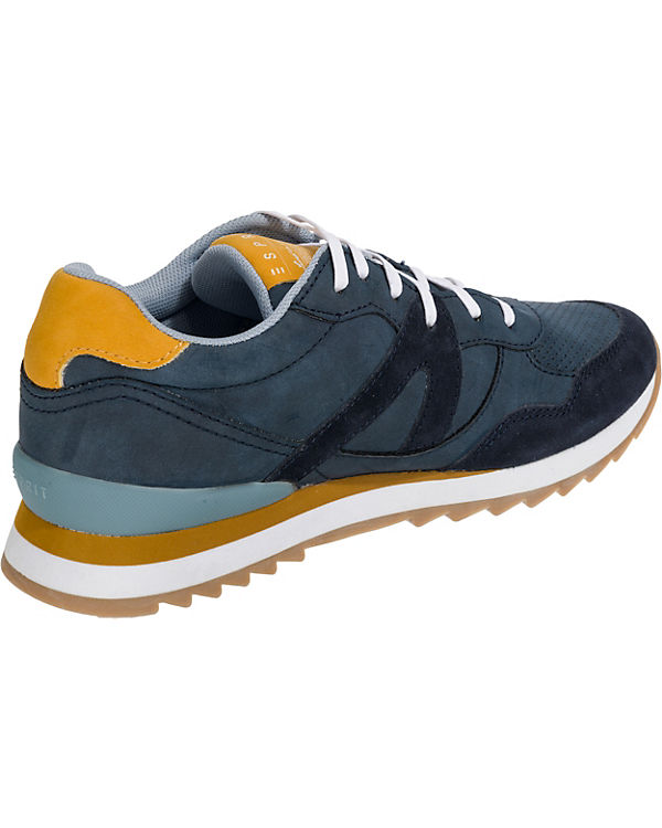 Astro Sneakers ESPRIT Low blau up Lace dAxqqwtZrn