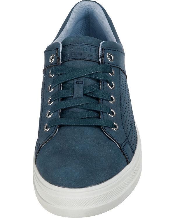 ESPRIT Sneakers blau Sidney Perf Low LU Sneakers LU Perf Low Sidney blau ESPRIT Sidney ESPRIT TrnTAq