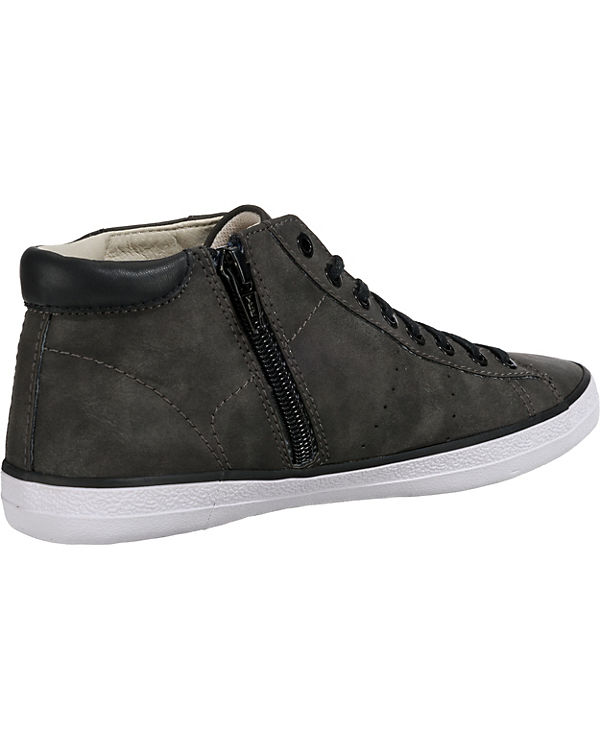ESPRIT Miana Bootie Sneakers High schwarz
