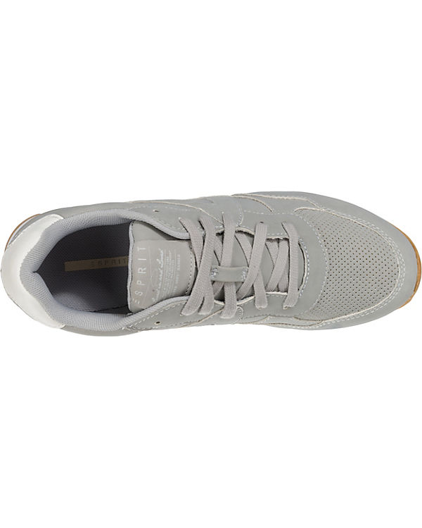 up hellgrau Low ESPRIT Astro Sneakers Lace gwxqzPWEp