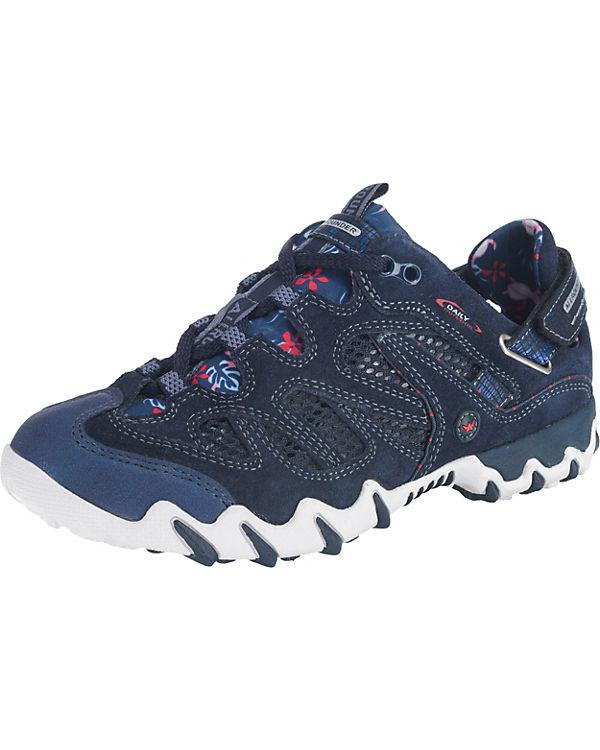 ALLROUNDER BY MEPHISTO NIWA Sneakers Low blau