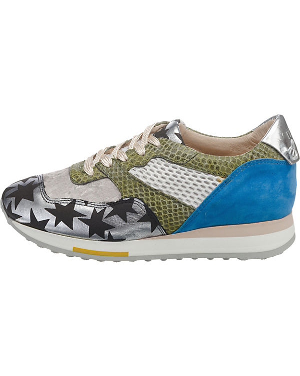 MJUS, Trelly Sneakers Low, Low, Low, silber d99e3f