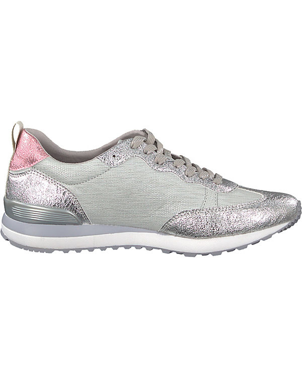 Low silber Oliver s Sneakers s Oliver xXTZqwI