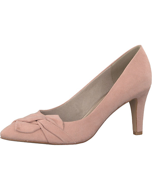 s.Oliver Klassische Pumps rosa