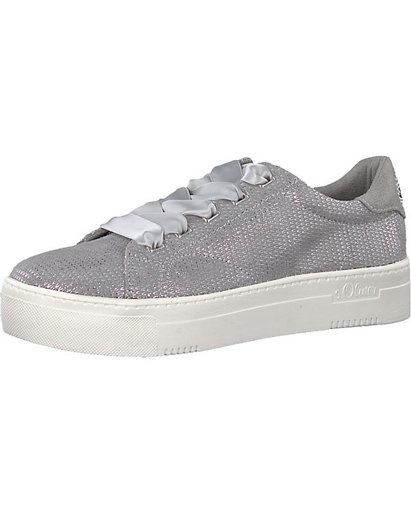 Oliver s Sneakers Low Oliver s Sneakers grau gxww6tSqP