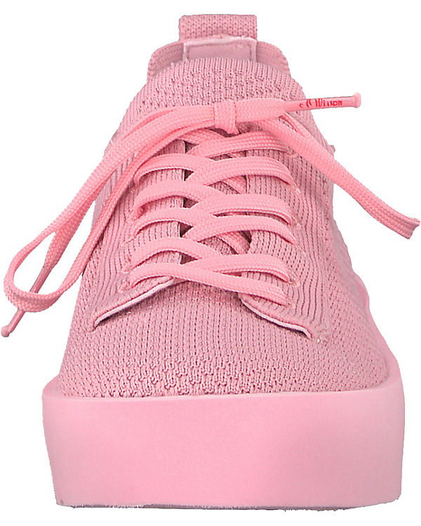 s Sneakers Sneakers s Oliver Oliver Low rosa rosa s Low Oliver wRntUX