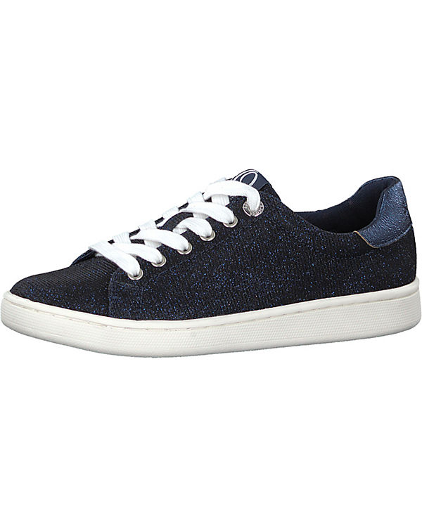 s.Oliver Sneakers Low blau