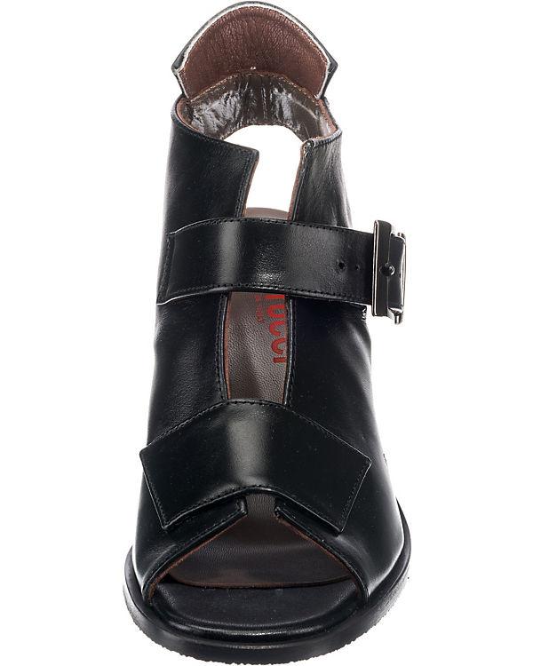 kombi TUCCI silber Klassische SALGITO Sandaletten LISA XxnHq01Awq