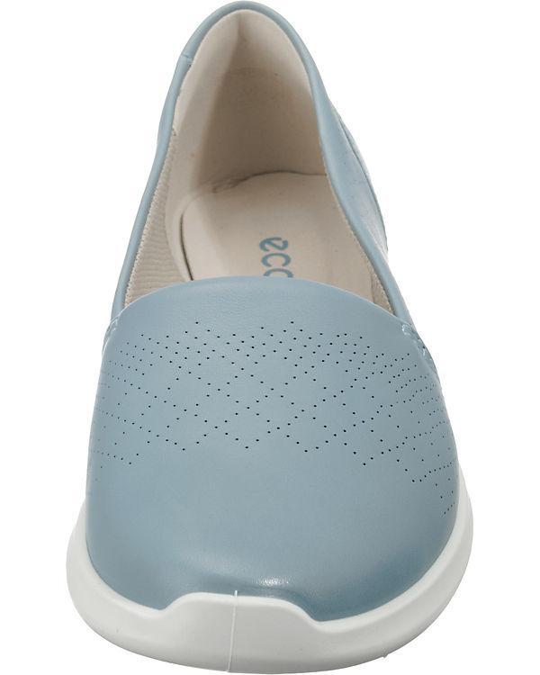 Grey Lyra Sense ecco Klassische Warm Sense Ballerinas Metallic ecco blau rwvXqIEv