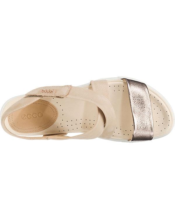ecco Flash Warm Grey Metallic/Moon Rock Le/Cl Klassische Sandalen beige