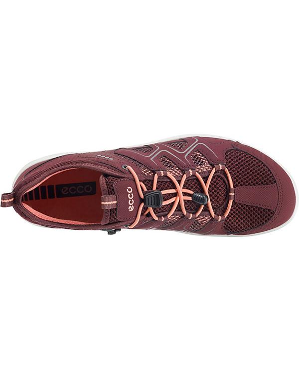 ecco Biom Fjuel Navy Yabuck Yak Sneakers Low rot